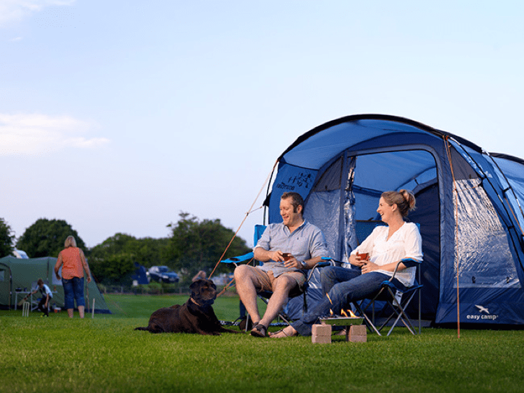Why go Camping in Summer