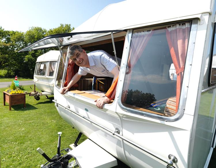 Historic Touring Caravans