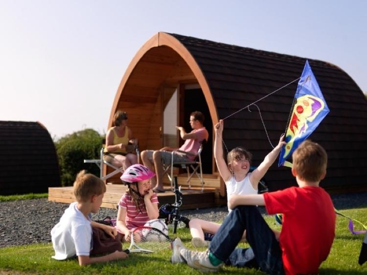 Camping Pods Lake District