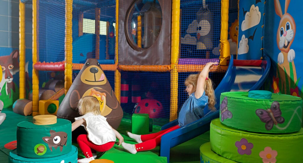 Silverdale Childrens Soft Play
