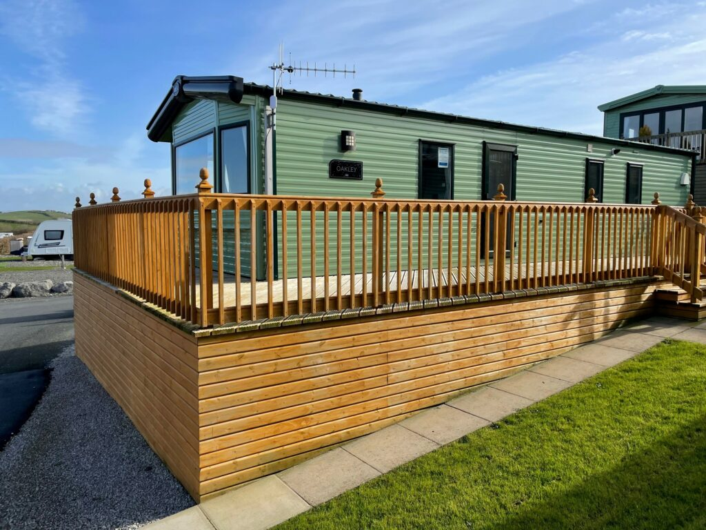 2015 ABI Oakley for sale at Bay View Holiday Park