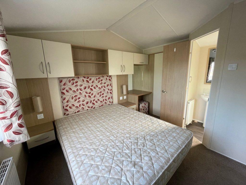 Bedroom, Brockenhurst Holiday Home, Bay View Holiday Park, North West, Morecambe Bay