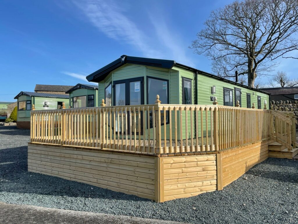 2020 Willerby Sierra at Bay View Holiday Park - Exterior view