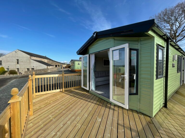 2020 Willerby Sierra at Bay View Holiday Park - Deck