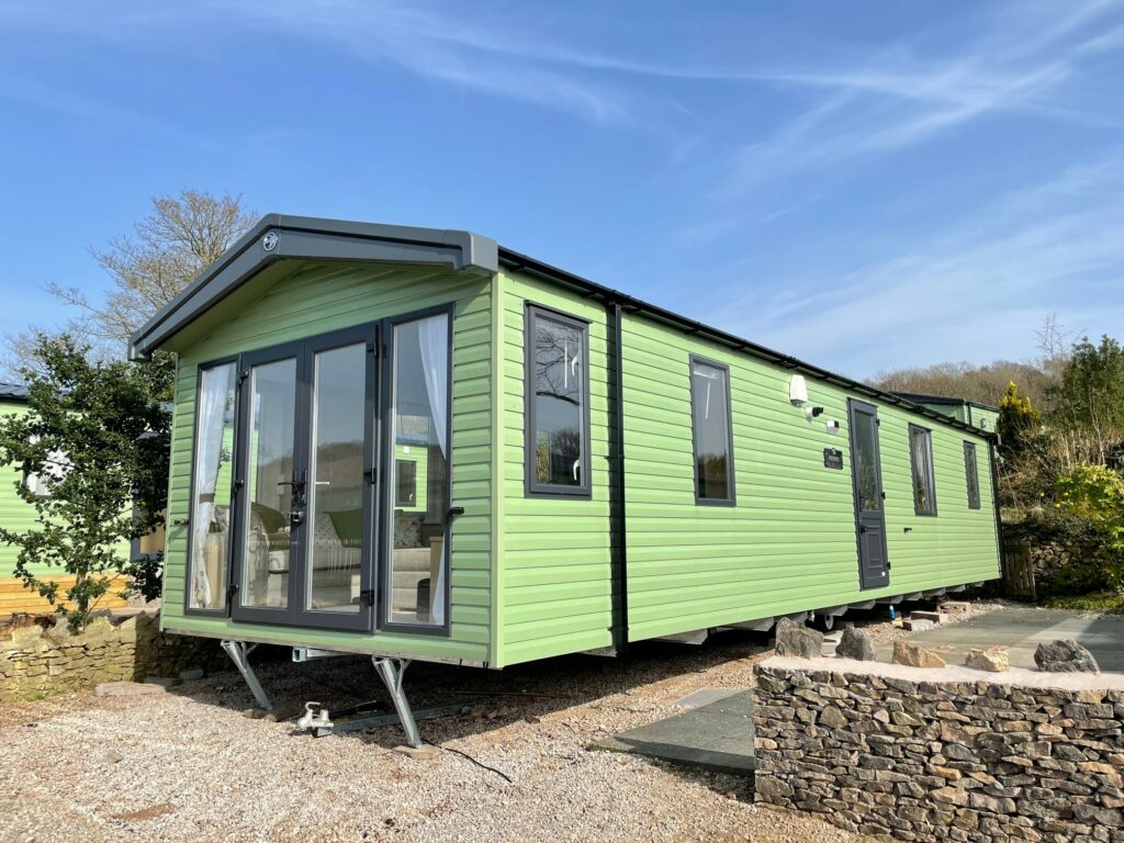 2021 Swift Vendee at Silverdale Holiday Park (1)
