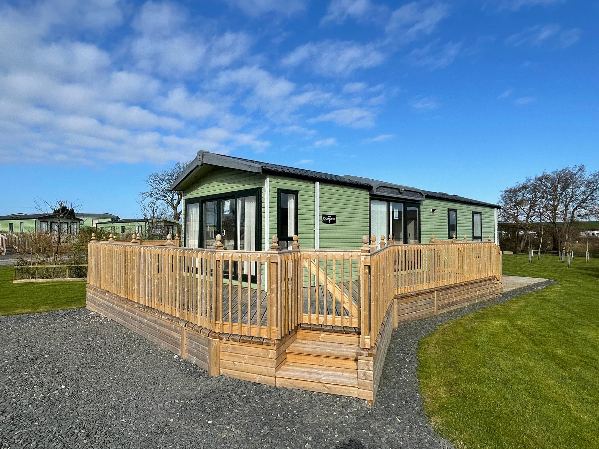 Previously Owned 2015 Swift Chamonix at Bay View Holiday Park North West Morecambe Bay (1)