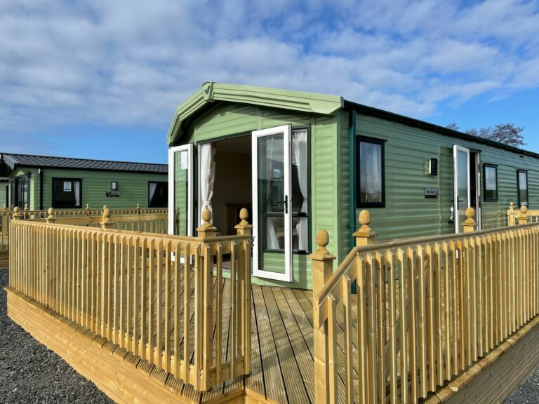 Willerby Winchester Holiday Home at Bay View Holiday Park, North West, Morecambe Bay