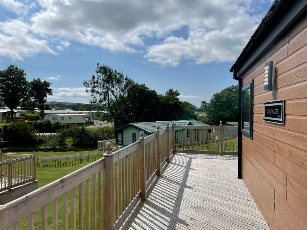 Previously Owned 2020 Willerby Clearwater Lodge at Holgates Ribble Valley (1)-min