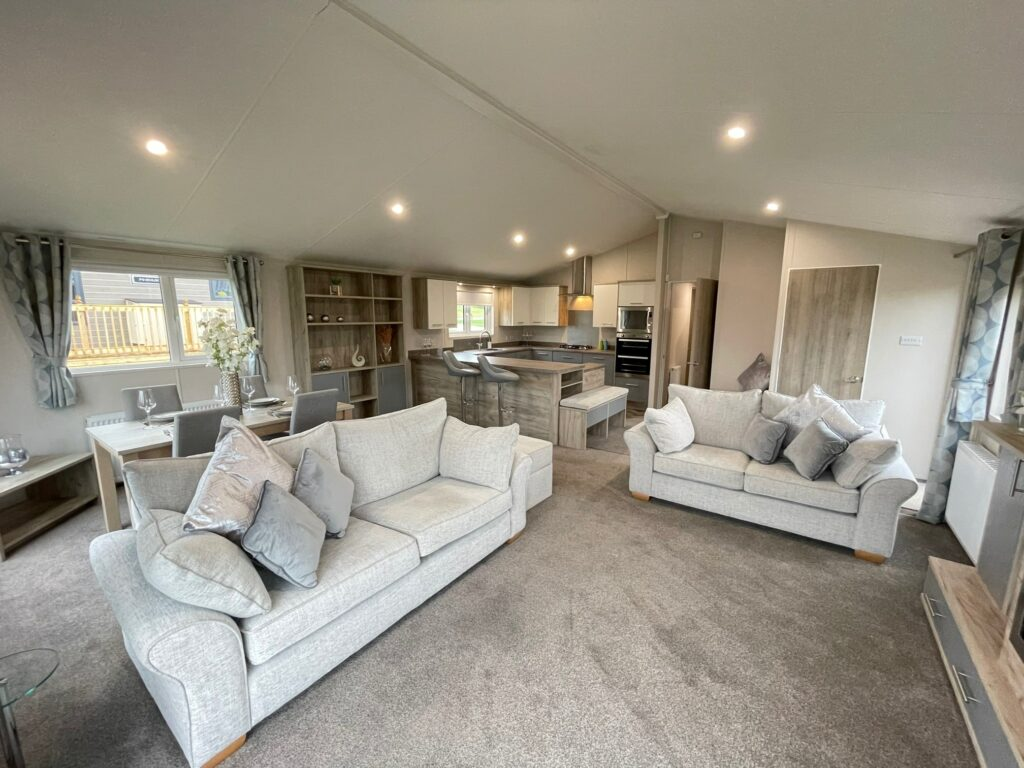 Previously Owned 2020 Willerby Clearwater Lodge3-min