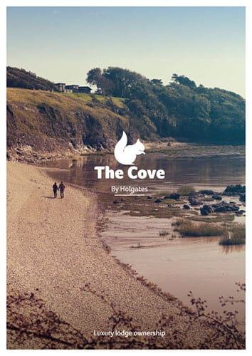 The Cove Brochure Cover