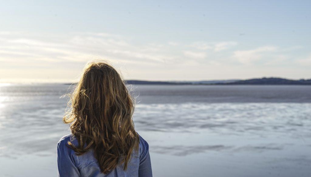 Cumbria sea view