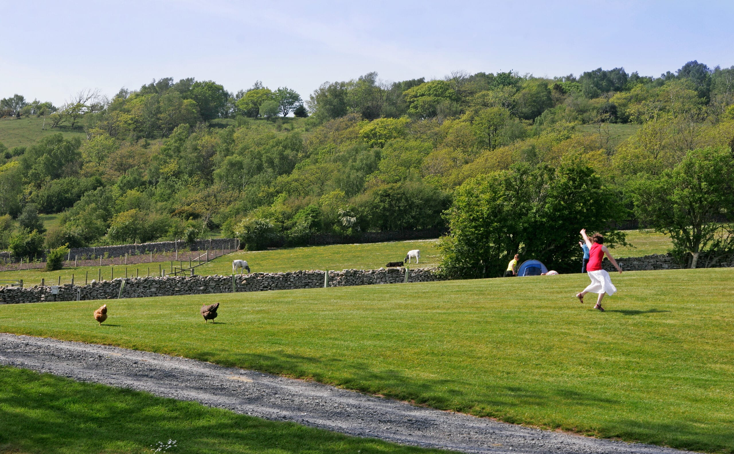 Holgates Holiday parks in Lancashire