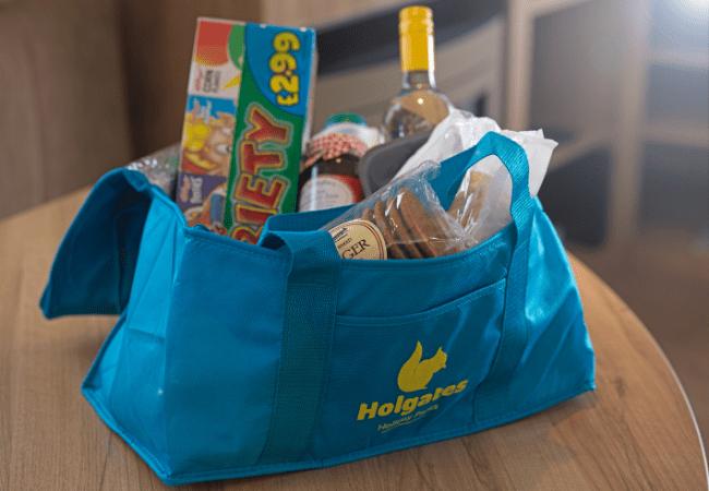 Holgates Shopping Bag - Holgates Holiday parks in Lancashire