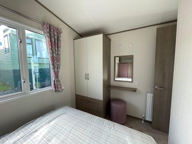 2021 ABI Oakley at Bay View Holiday Park North West Morecambe Bay - Bedroom