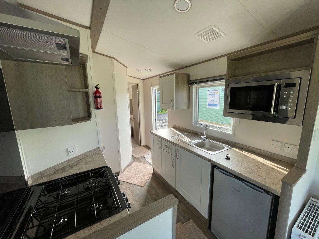 2021 ABI Oakley at Bay View Holiday Park North West Morecambe Bay - Kitchen