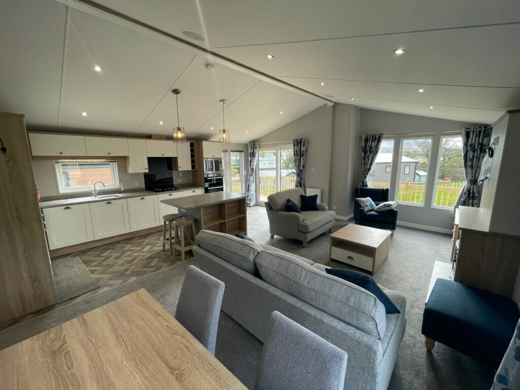 2021 Willerby Pinehurst Lodge at Holgates Ribble Valley1-min