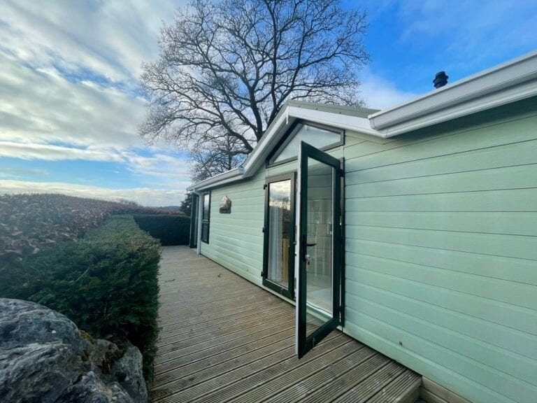 Previously Owned 2006 Willerby New Hampshire at Silver Ridge Cumbria South Lakes - Holgates - Exterior views