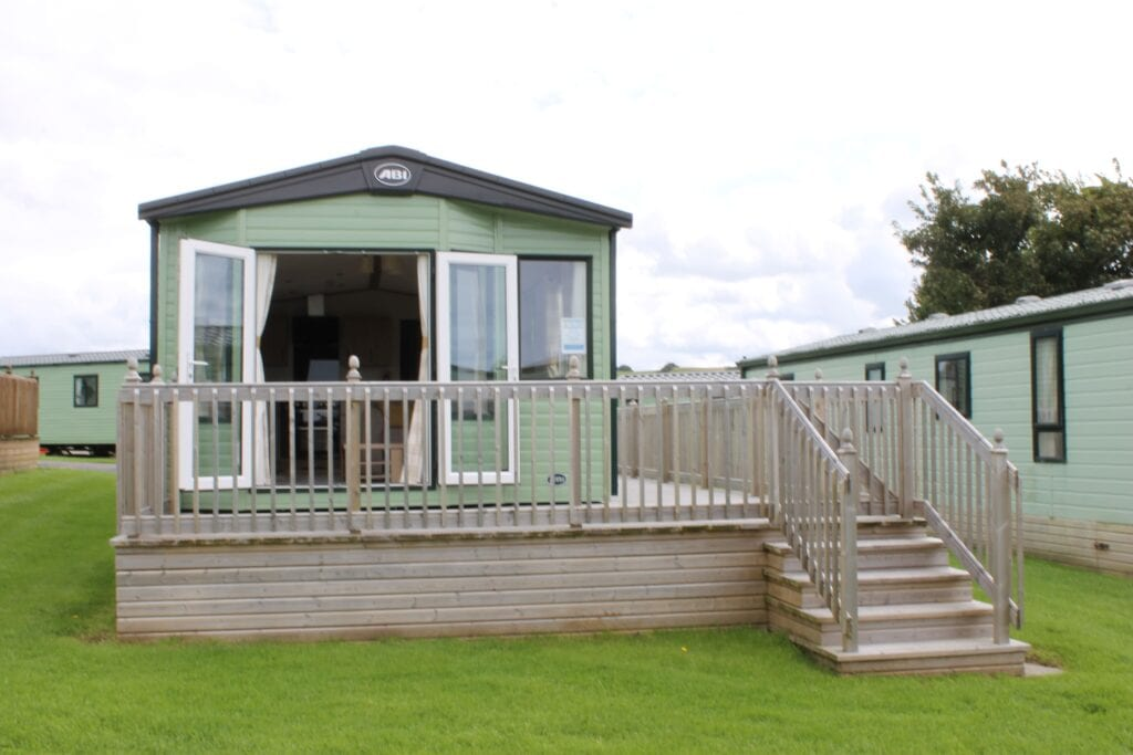 Previously Owned 2018 ABI Blenheim for sale at Bay View Holiday Park - Holgate
