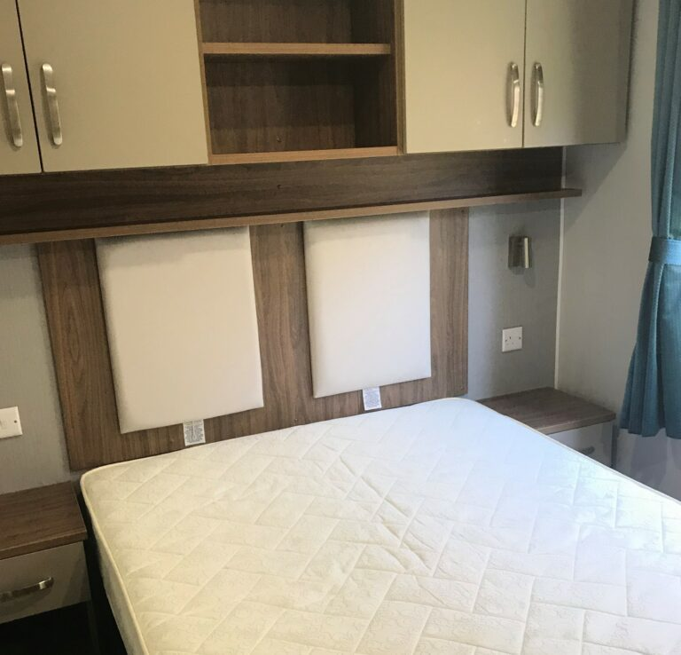 Bedroom in 3-bed at Willerby, Avonmore, Bay View Holiday Park- Holgate