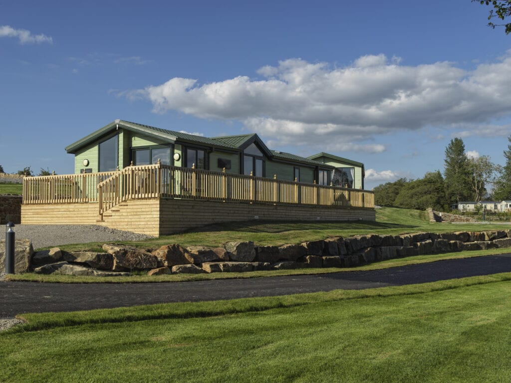Holgates holiday park ownership in the Ribble Valley