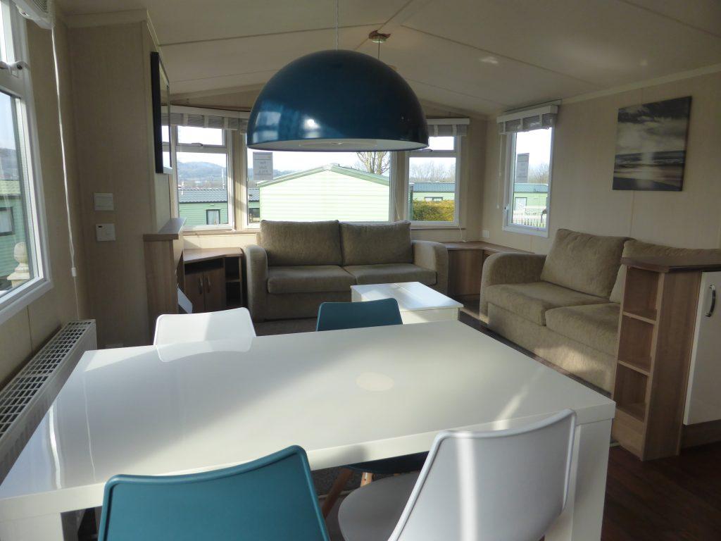 Swift Arnside at Netherbeck Holiday Park - Holgates - Living Room