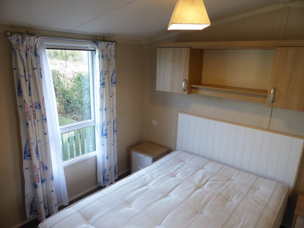 Swift Arnside at Netherbeck Holiday Park - Master Bedroom