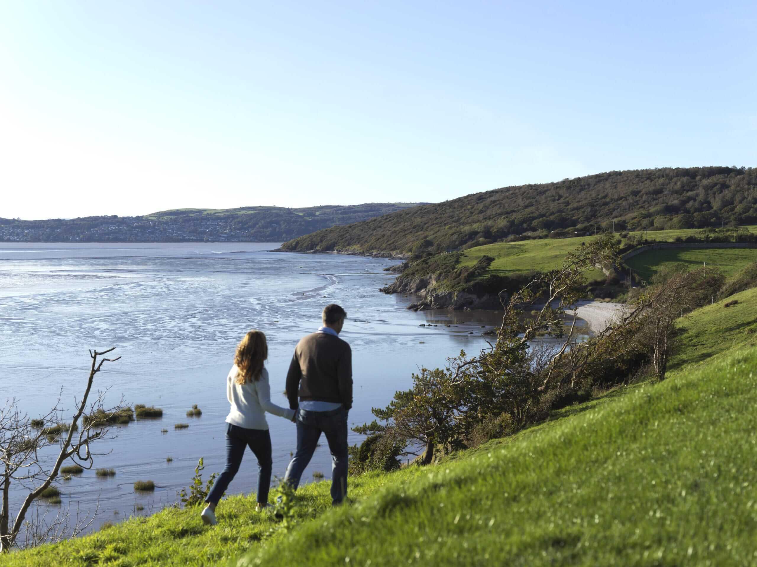 Cumbria Coastline
