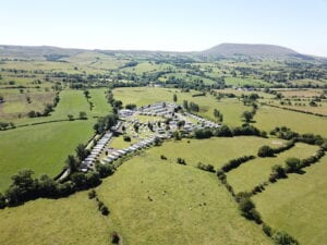 Holgates Ribble Valley holiday park - Pendle HIll