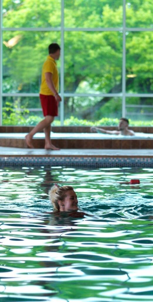 Holgates Silverdale holiday park - swimming pool
