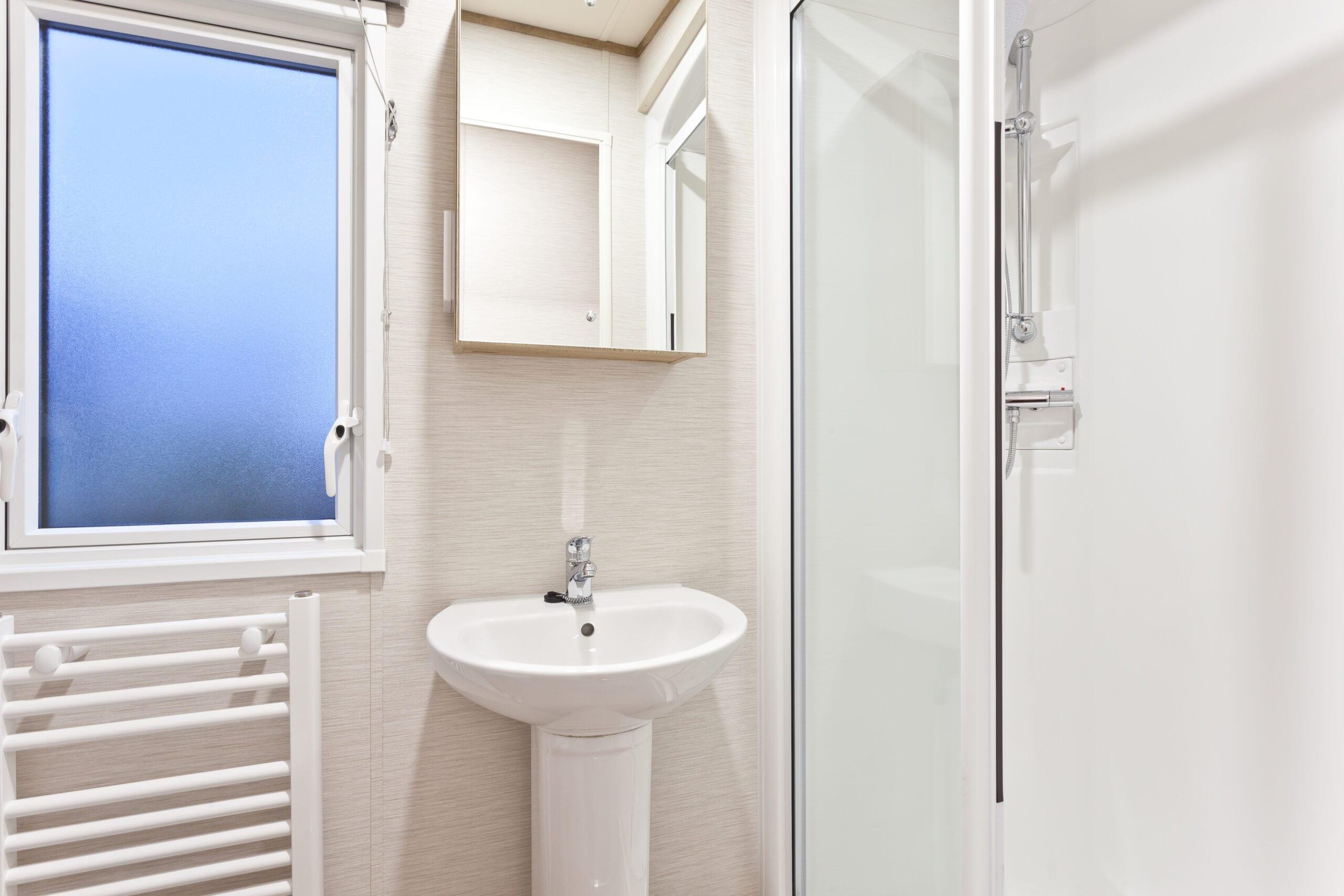 Holgates Holiday parks in Lancashire - Accommodation bathroom