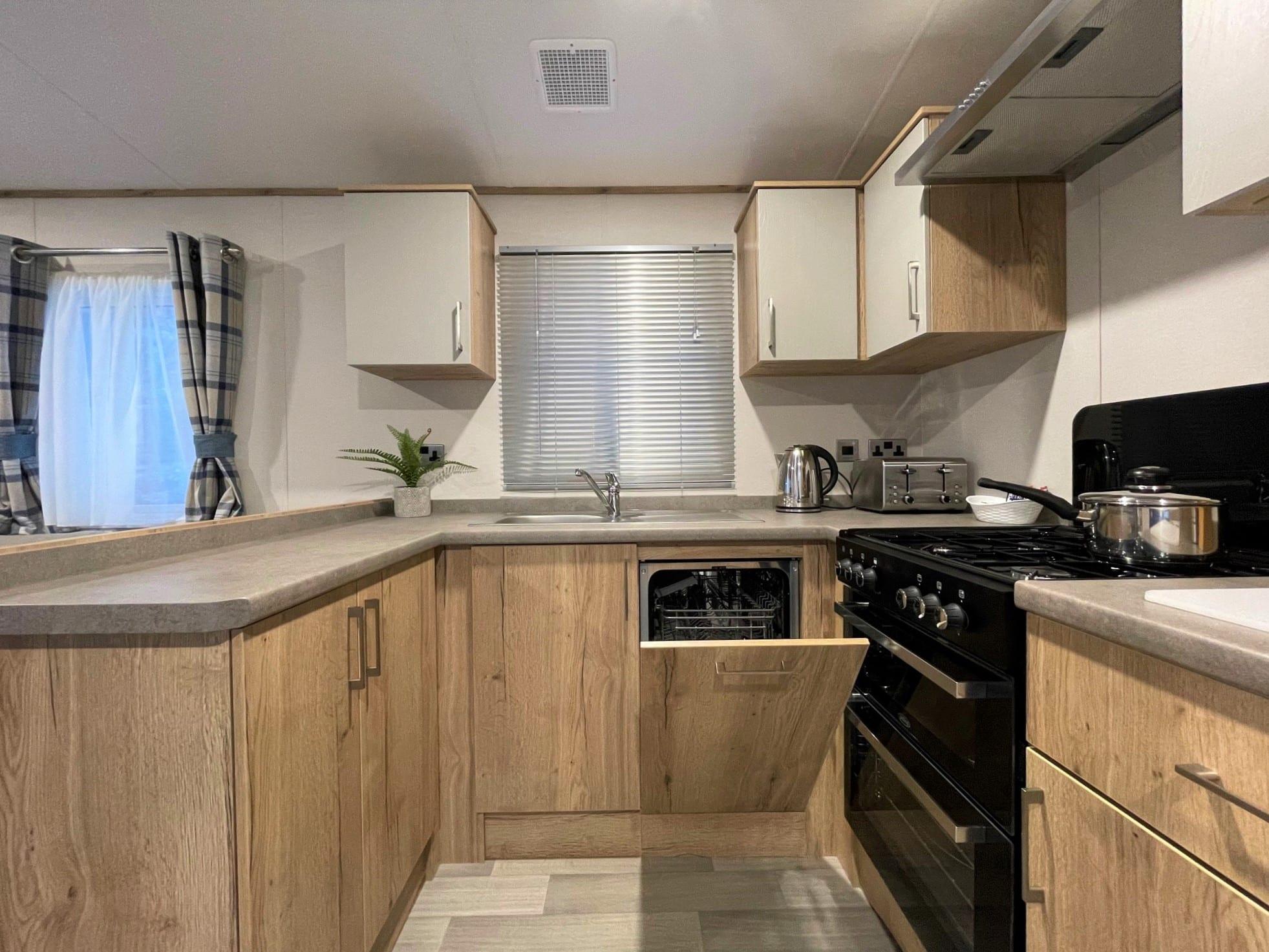 Holgates Holiday parks - Lancashire - Kitchen