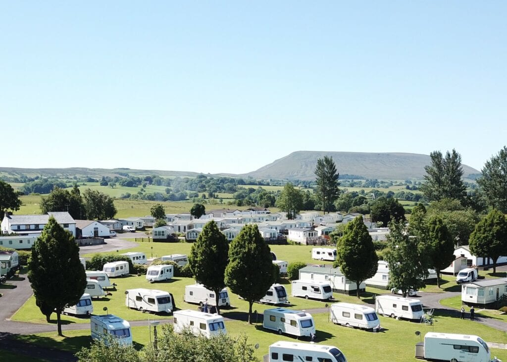 Holgates Holiday Park - Ribble Valley