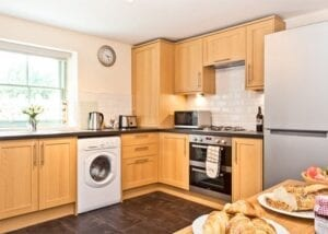 Holgates Holiday parks in Lancashire - Pepper Pots - Kitchen