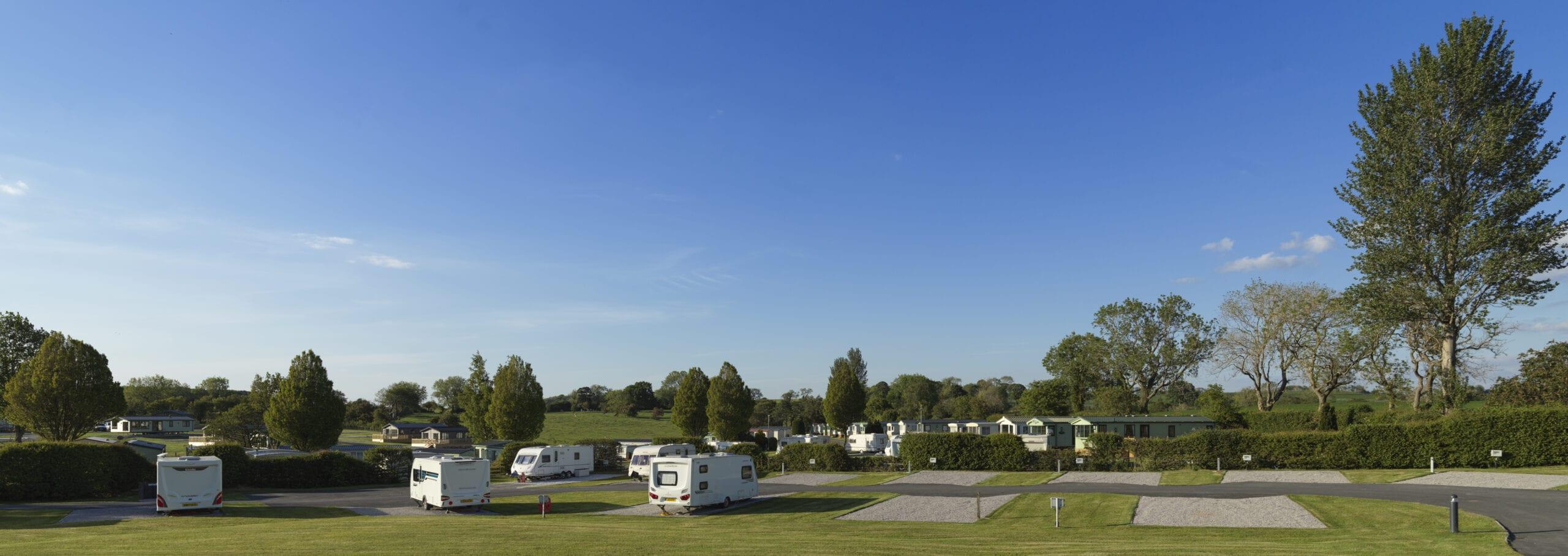 Ribble Valley touring holiday park - Holgates