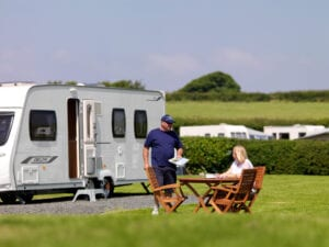 Countryside Touring Pitches - Morecambe Bay - Holgates