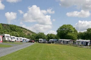 Holgates - Touring Pitches - Lake District, Cumbria