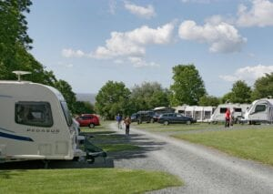 Holgates - Morecambe Bay Touring Pitches