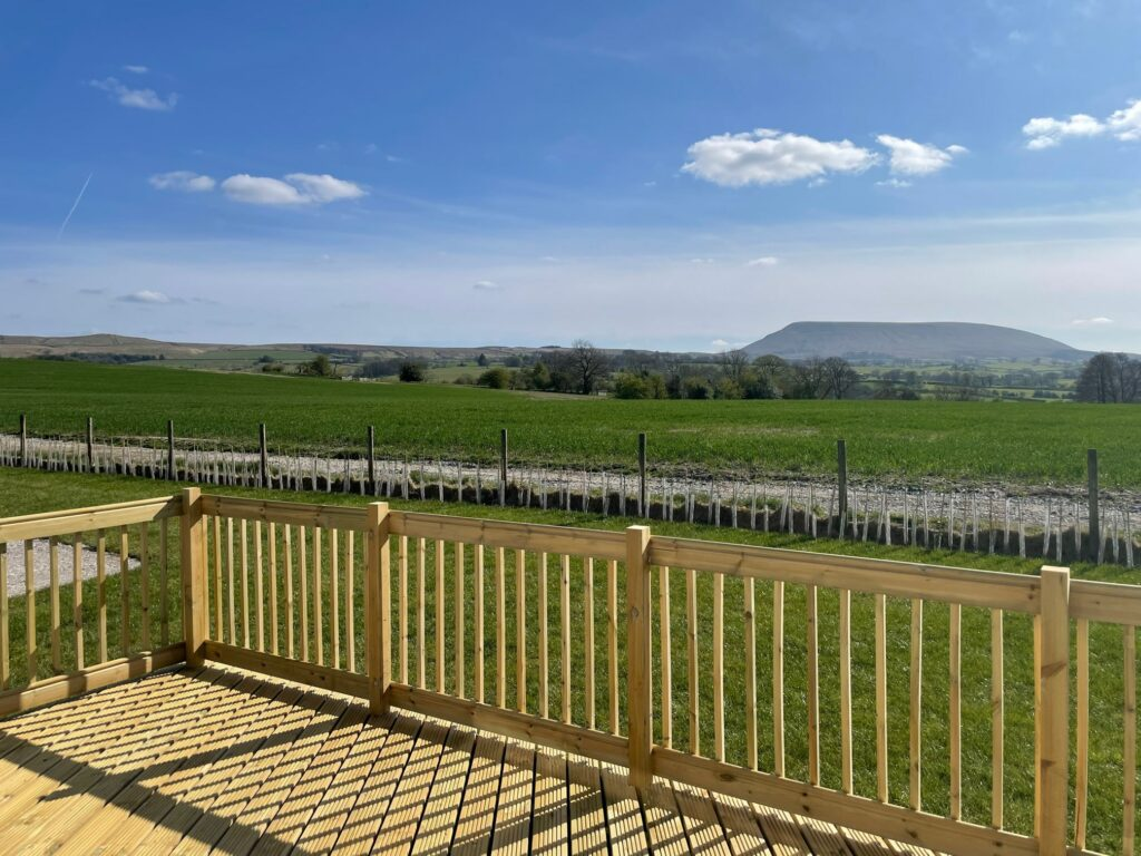 2021 Swift Bordeaux with views of Pendle Hill - Holgates Ribble Valley0-min