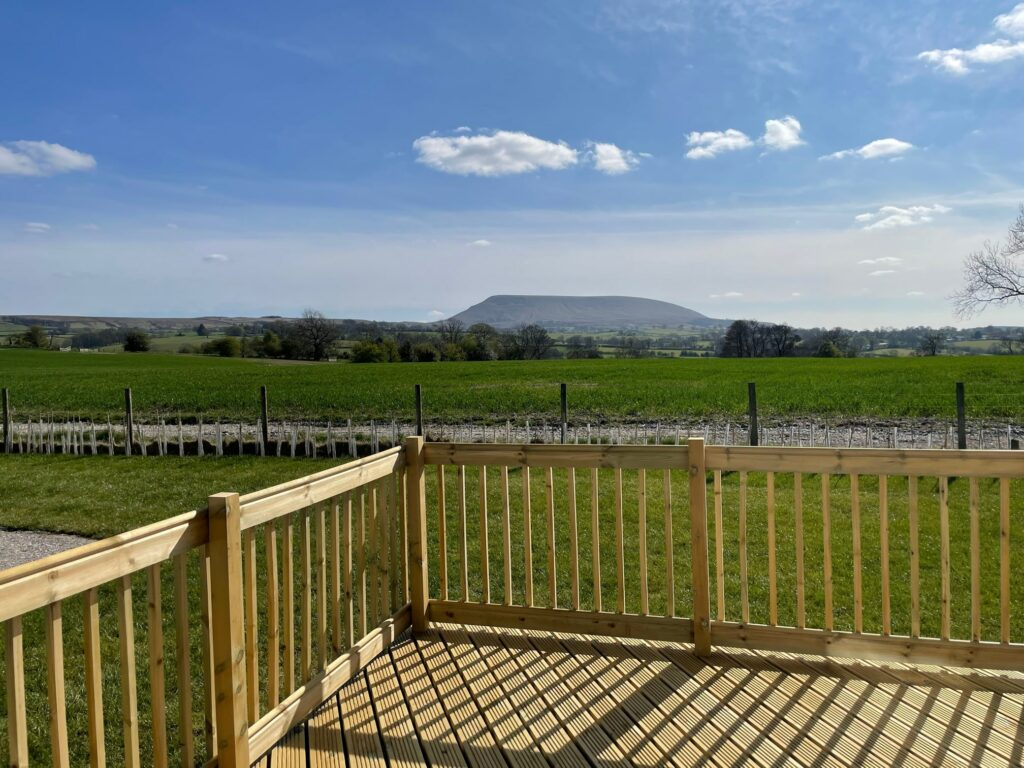 2021 Swift Bordeaux with views of Pendle Hill - Holgates Ribble Valley1-min