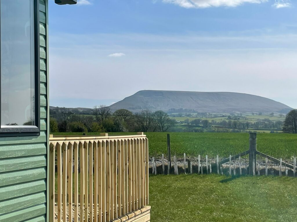 2021 Swift Bordeaux with views of Pendle Hill - Holgates Ribble Valley10-min