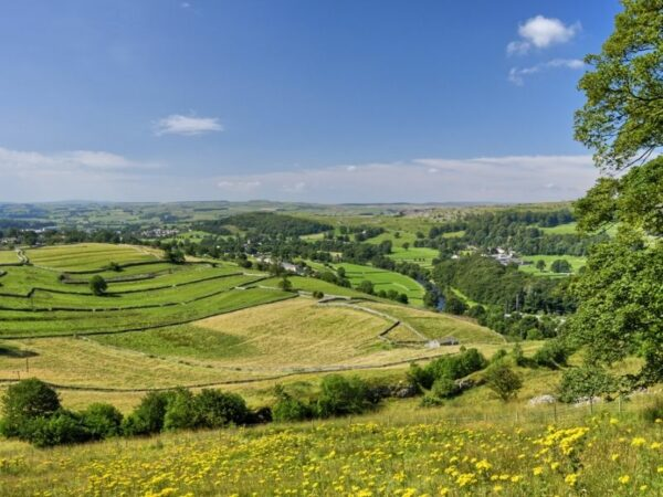A view of the Ribble Valley