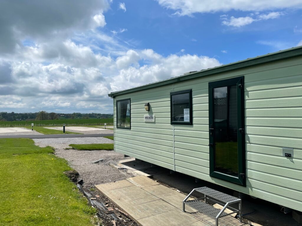 Previously Owned 2011 Willerby Winchester at Holgates Ribble Valley (1)