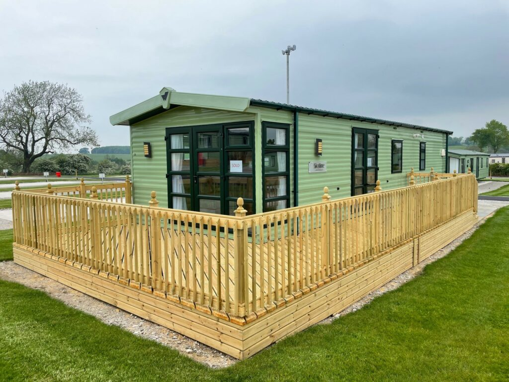 Previously Owned 2014 Willerby Skyline at Holgates Ribble Valley (11)-min
