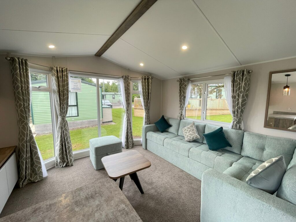 2021 Willerby Brookwood at Netherbeck Holiday Park (2)-min