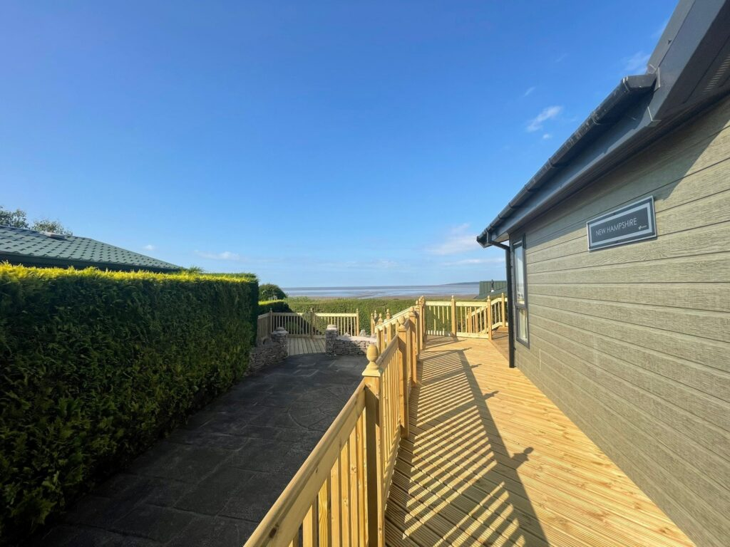 2021 Willerby New Hampshire at Far Arnside Holiday Park 9-min