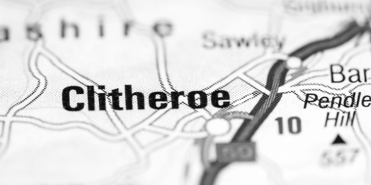 Clitheroe A Picture Book Town in the Ribble Valley