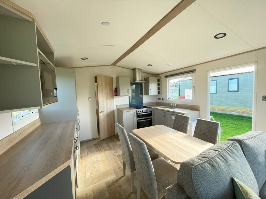 2021 ABI Windermere at Holgates Ribble Valley Clitheroe Holiday Home7-min