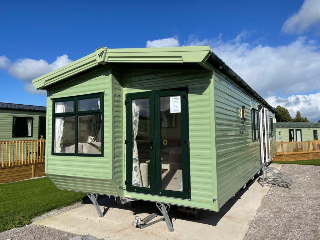 2016 Willerby Lyndhurst for sale at Holgates Ribble Valley13