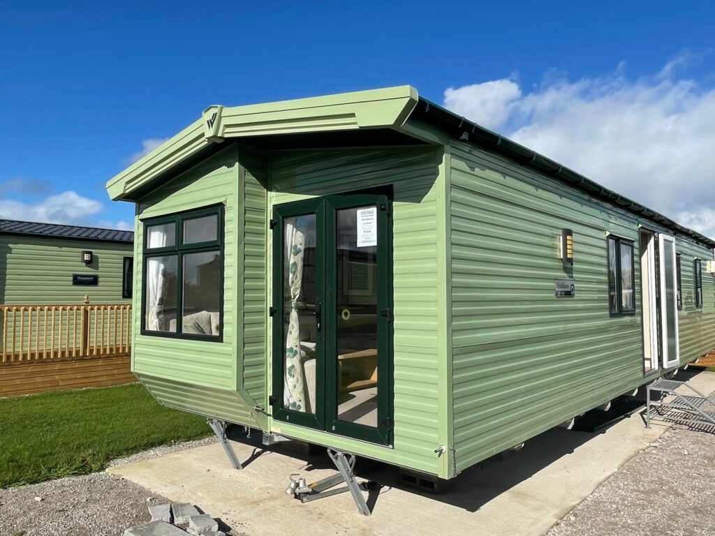 2016 Willerby Lyndhurst for sale at Holgates Ribble Valley14